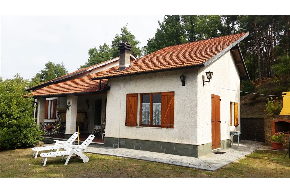 Foto 1 di Villa Giusvalla