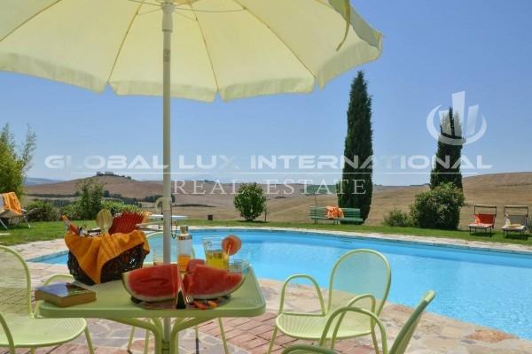 Foto - Villa In Vendita  Asciano